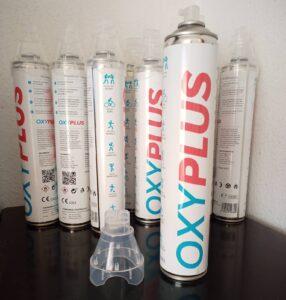 OXYPLUS oxigénpalack 14 liter AKCIÓ 1